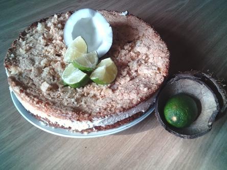 TORT KOKOSOWY bez laktozy
