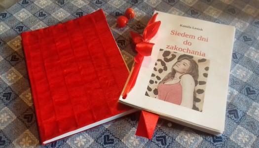 Siedem dni do zakochania - książka - kmacisia.blog